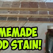 How to Make Homemade Wood Stain