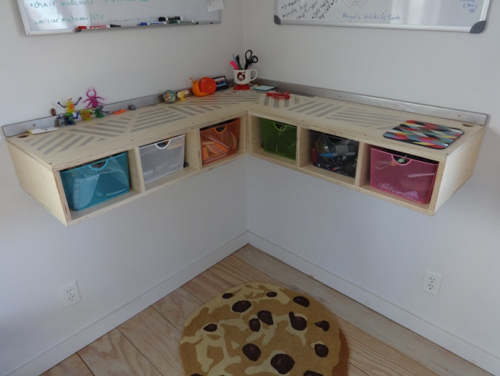 How To Build A Wall Mounted Stand Up Desk Diydork Com